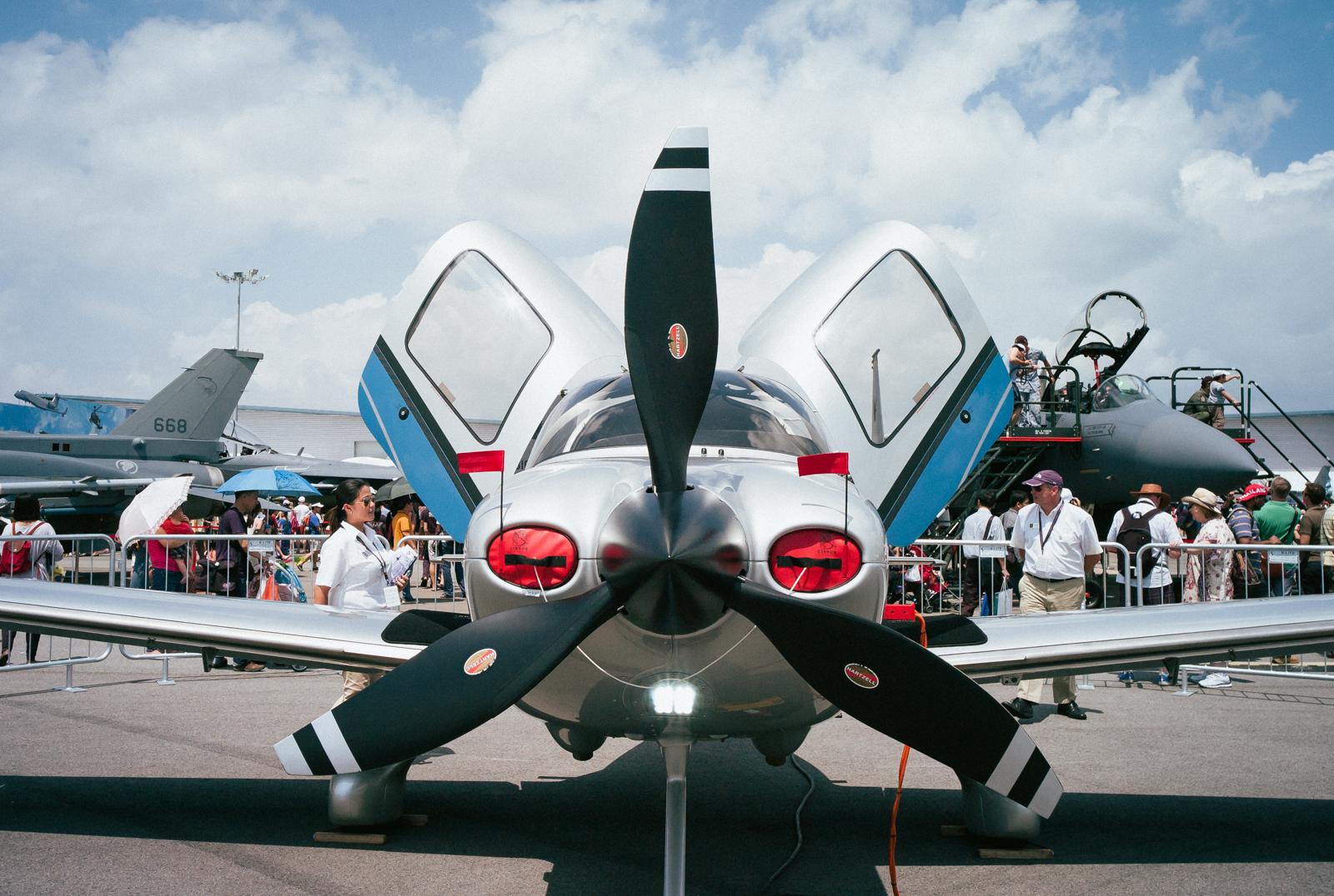 Singapore Airshow #17