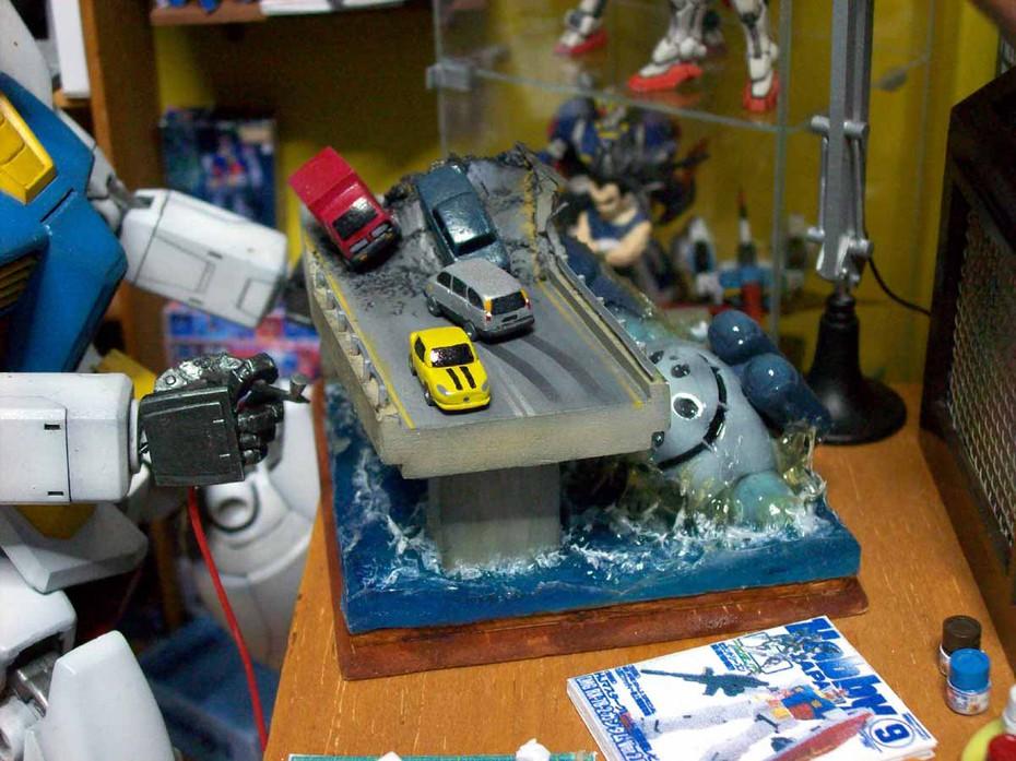 Make gunpla, not war #7