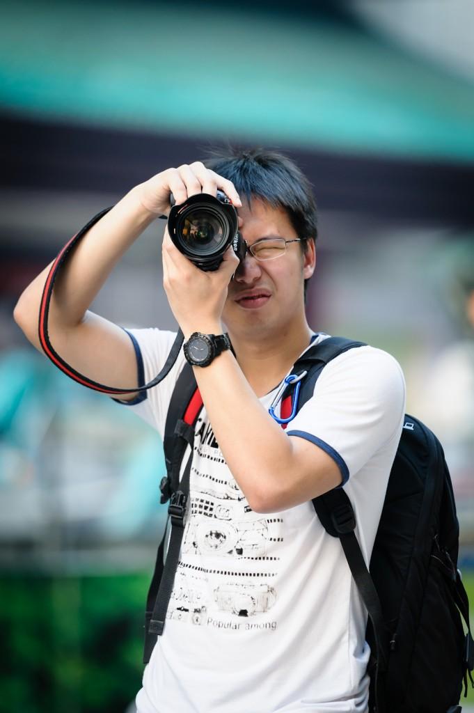 My brother, Jen Yi