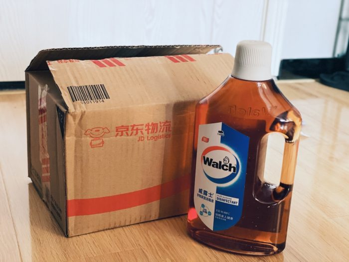 JD delivery