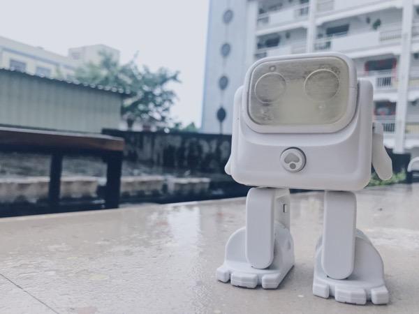 Dancebot design prototype