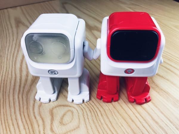 Dancebot production prototype