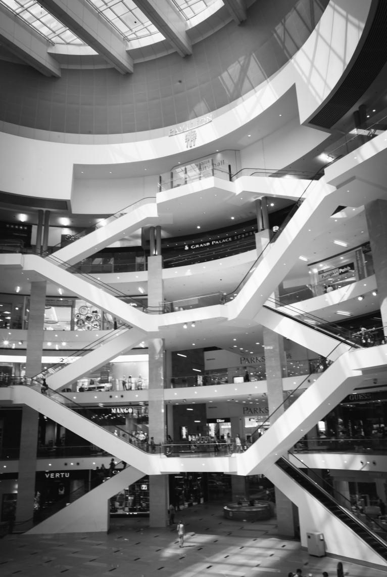 Pavilion levels