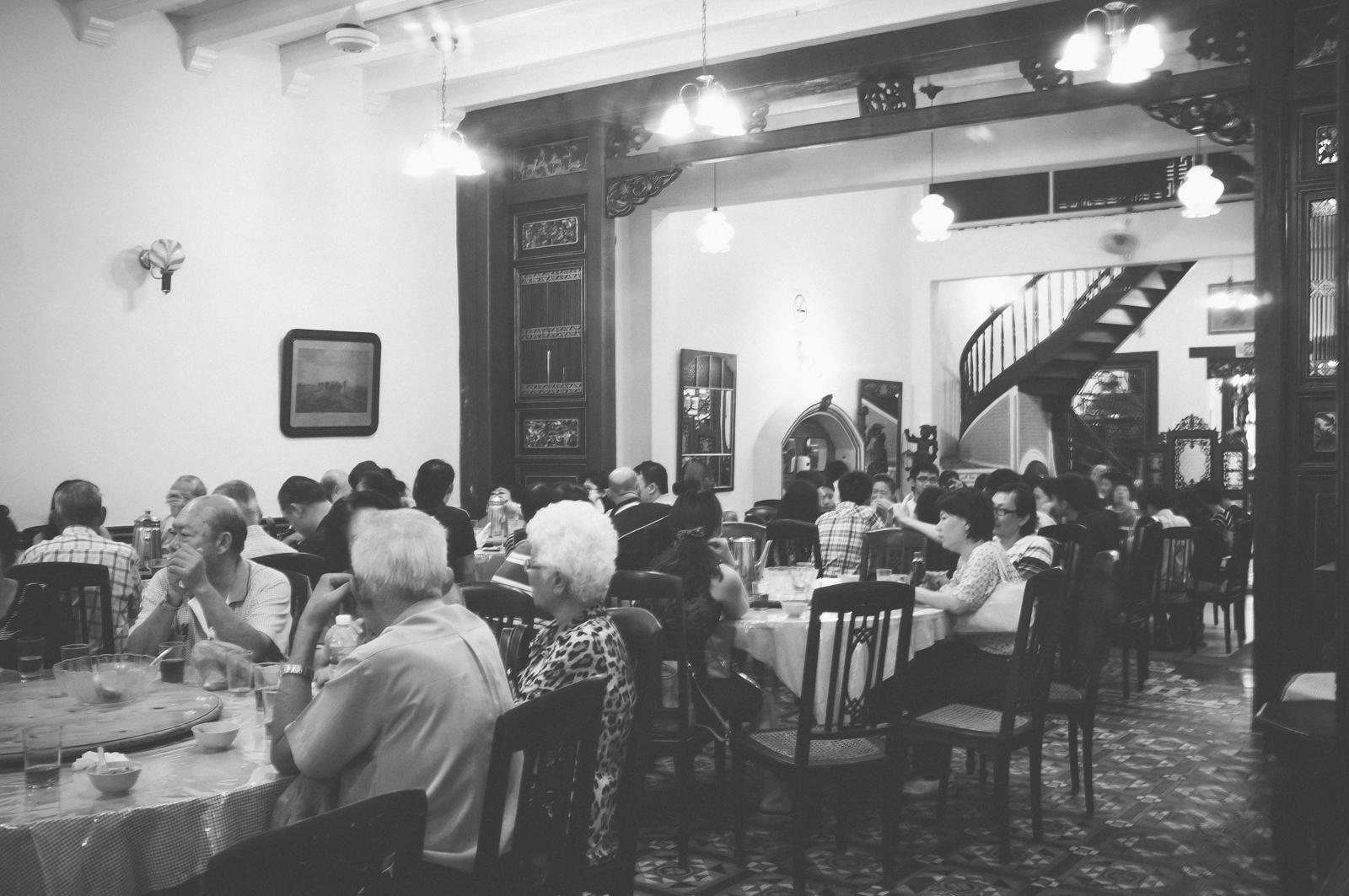 Peranakan restaurant III