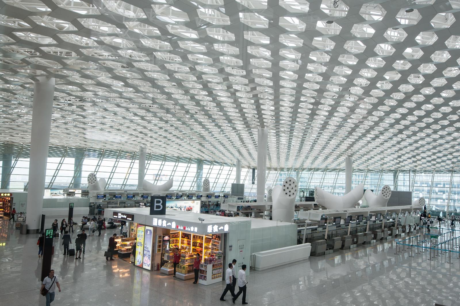 Shenzhen Bao'an International Airport #1